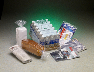 Photo of food and other packaging