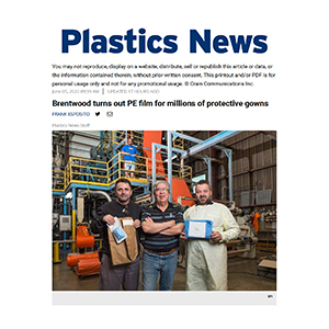plastics news june 2020